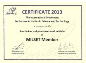 MILSET_clenstvi